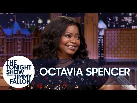 Octavia Spencer Is Unimpressed by Stonehenge