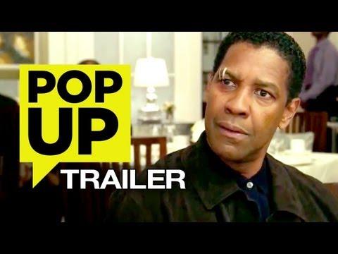 Flight (2012) POP-UP TRAILER - HD Denzel Washington Movie
