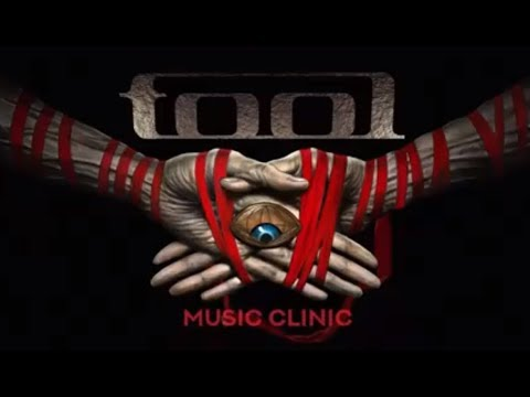 Music clinic featuring TOOL members, promo video released - Jones/Carey/Chancellor..!