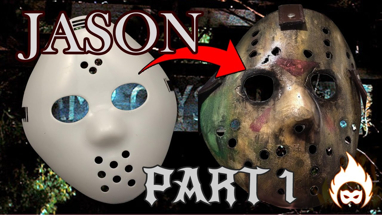 Jason Costume Part 1 3 How To Make A Mask