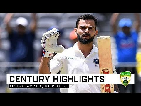 Full highlights of Kohli's Perth classic