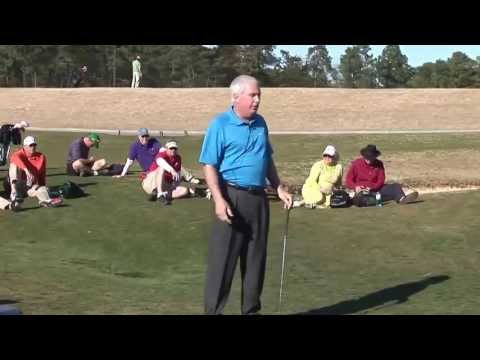 Curtis Strange Full Golf Clinic - Liberty Mutual Charity Golf Invitational