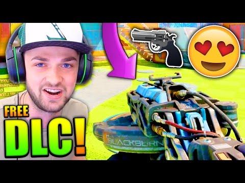 FREE DLC GUNS FOR EVERYONE! - Black Ops 3 - DLC Gun Game #1!