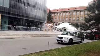 CVUT Library tour