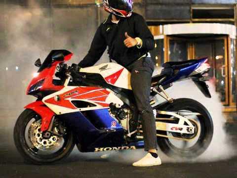 Yamaha Rr