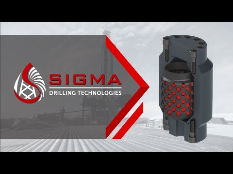 Charge Free Pulsation Dampener - Sigma Drilling Technologies
