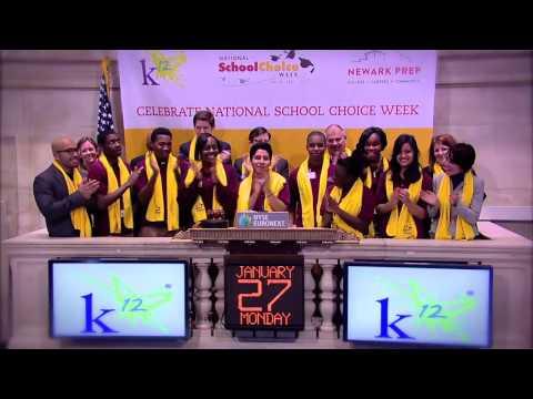 K12 s Newark Prep Charter School Kicks Off National School Choice Week 2014
