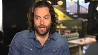 UNDATEABLE SEASON 3 Interview w/Chris D'Elia (Danny)