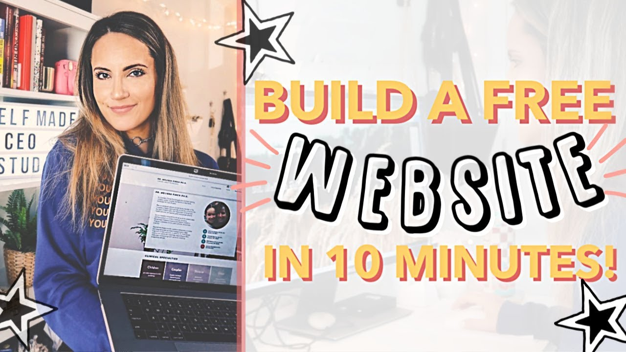 Build a WIX Website For FREE in 10 Minutes! - YouTube