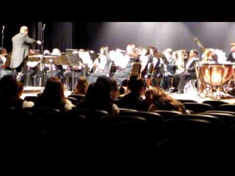 2016 Christmas Concert by Colonel Richardson High School