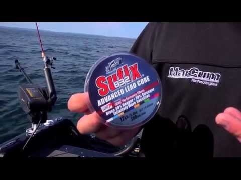 Trolling Lead Core Line: Sufix® 832 Advanced Lead Core