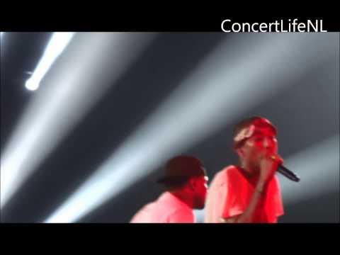 Pharrell Williams - Dear GIRL Tour - Ziggo Dome Amsterdam 2014