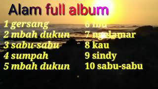 Download lagu Alam album gersang