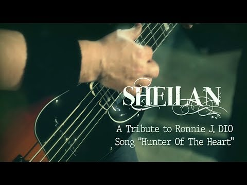 Sheilan | A Tribute to Ronnie J. DIO | Hunter Of The Heart