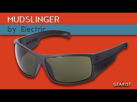 ELECTRIC MUDSLINGER POLARIZED SUNGLASSES REVIEW - Gearist