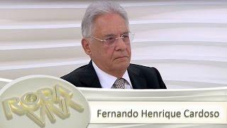 Roda Viva   Fernando Henrique Cardoso   26/10/2015