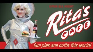 Rita's Cafe Commercial