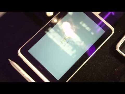 HTC Flyer Eyes-on