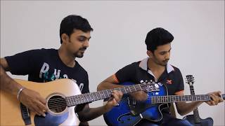 Tu Jaane Na (Kailash Kher) Instrumental Guitar Cover By Ronak & Jatin !!!