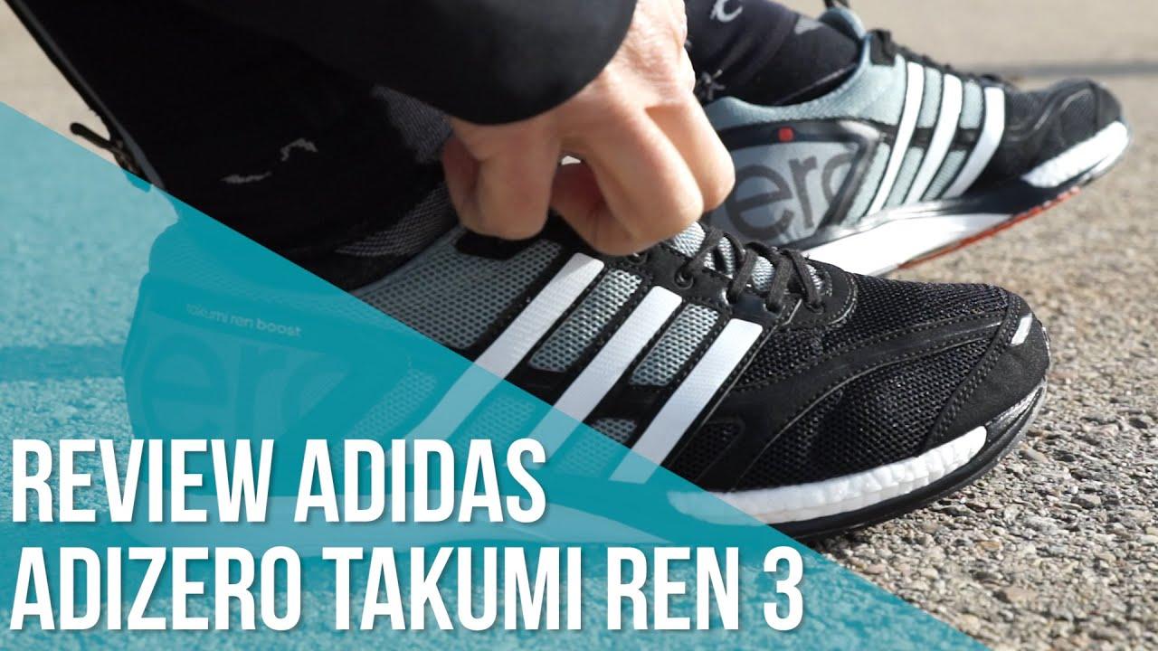 zapatillas adidas adizero takumi ren 3
