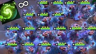 INFINITE 3 Star Arc Warden Invasion! | Dota Underlords Most OSFrog Strat
