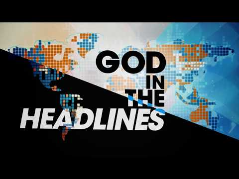 God in the Headlines: Missionary Is Released from Prison (3/8/2017)
