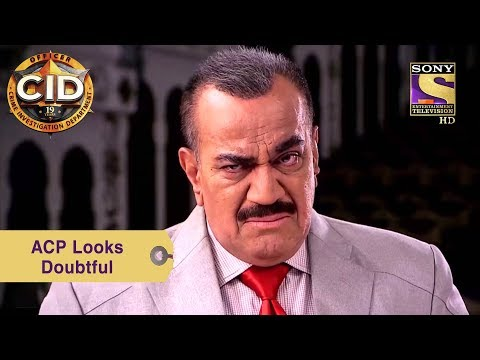 Your Favorite Character   ACP Looks Doubtful   CID