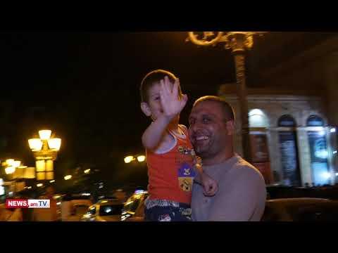 Блог Ли: Вечерний Ереван