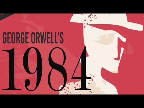 ��️ George Orwell le visionnaire - Coronavirus COVID-19