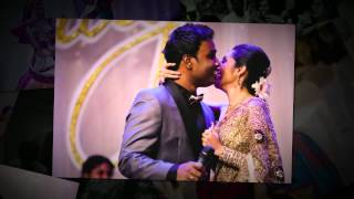 Thilip & Deepa  Indian Wedding Reception Hd Benny Dayal, Kalyani Menon—omana Penne