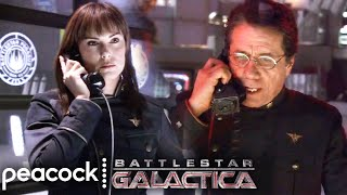 Battlestar Galactica | I'm Geтting my Men!