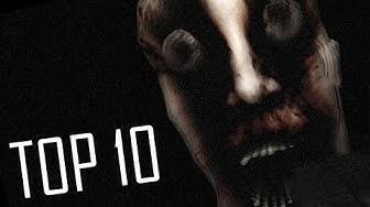 TOP 10 Kostenlose Horrorspiele