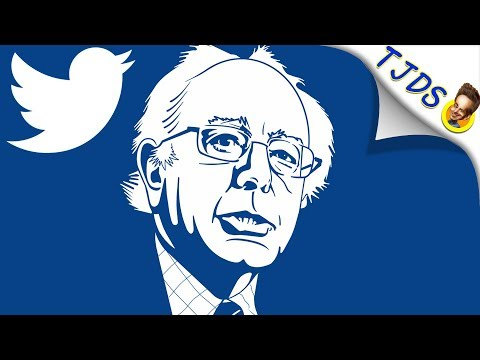 Popular Bernie Hater Caught With Own Twitter Troll Farm