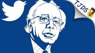 Popular Bernie Hater Caught With Own Twitter Troll Farm