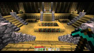 Minecraft : Bessie Server Tour part 1