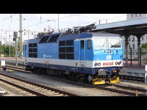 DB-Sachsen - Der Bahnhof Dresden Hbf [1080p-HD]