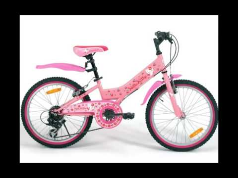 Bicicleta  Hello Kitty Hollywood 16