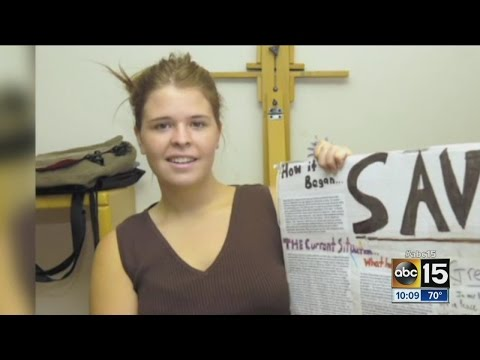 Community holds out hope ISIS hostage Kayla Mueller is alive