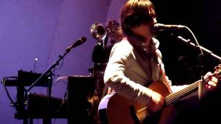 "Bright Eyes, ""From a Balance Beam"", Milwaukee 2011, Riverside Theater"