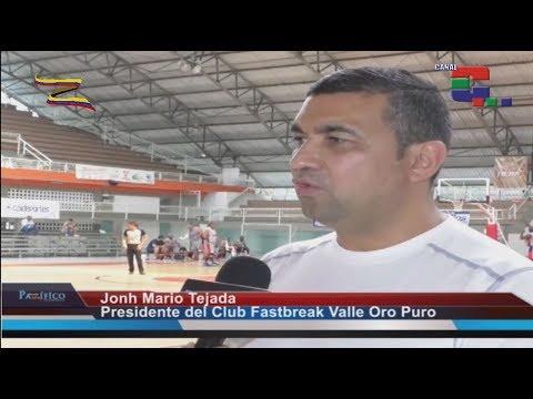 Expectativa en Cali por la Final de Liga Nacional de Baloncesto entre el Valle y Chocó