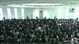 Friday Sermon 3rd February 2012 (Urdu)