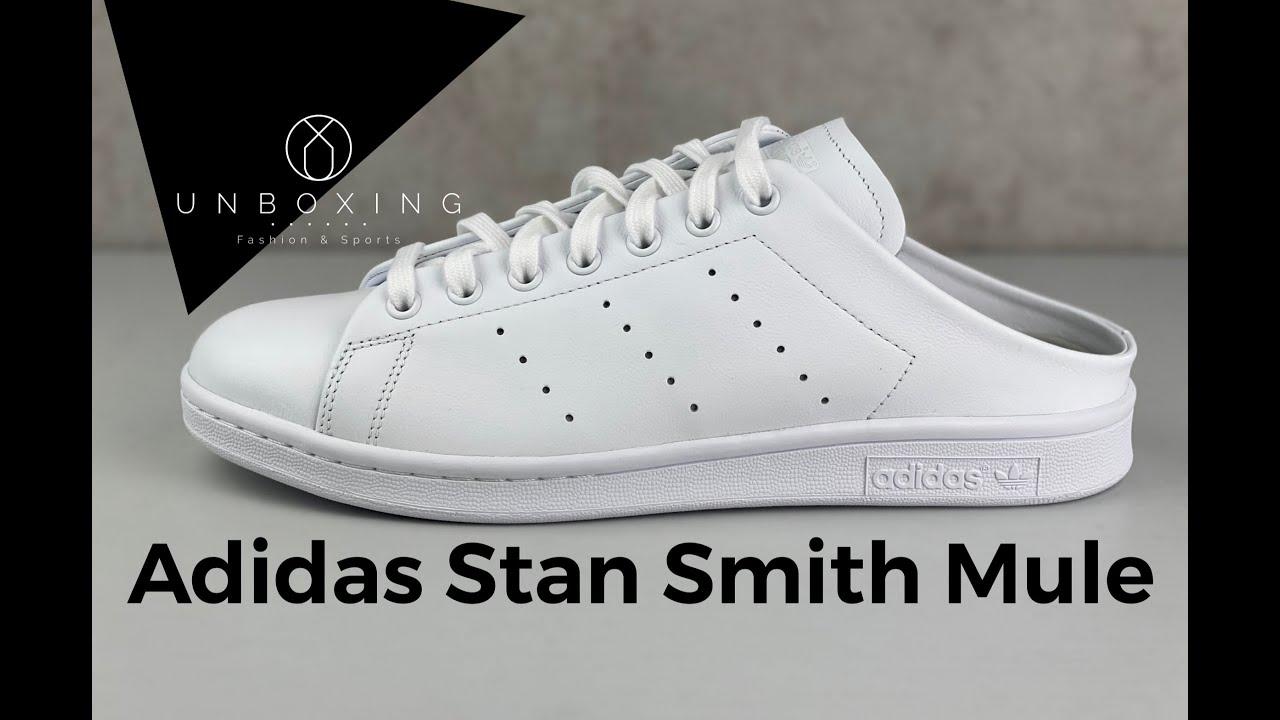 adidas stan smith slip on