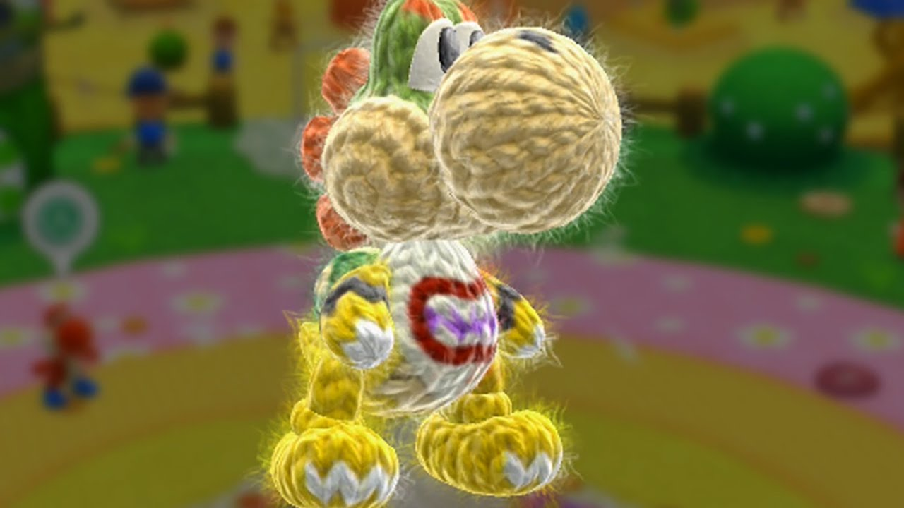 Yoshis woolly world dr mario bowser jr and olimar amiibo yoshis woolly world dr mario bowser jr and olimar amiibo costumes showcase youtube dt1010fo