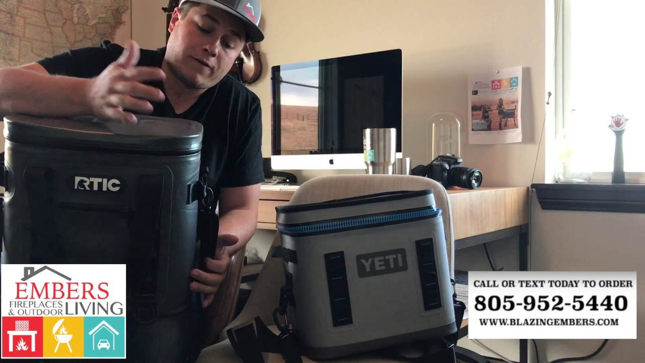 Rtic Vs Yeti Hopper Soft Cooler Which One Is Better
