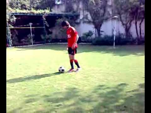 Funny football skills riyasat