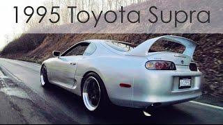 This Supra is Incredible! - 1995 Single-Turbo Supra