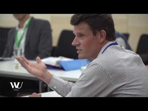 WU Executive Club: Company Visit bei Boehringer Ingelheim