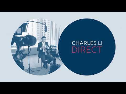Chief Executive Charles Li on Hong Kong's Competitiveness