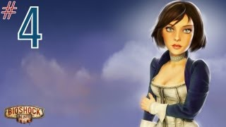 BioShock Infinite - Walkthrough - Part 4 - Elevator Bukkake