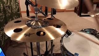Molasses Hiatus Kaiyote Drum Cover